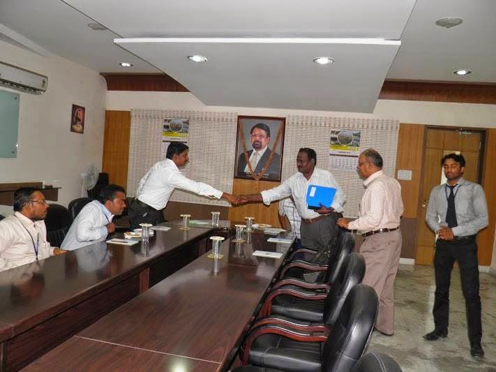 HIET  –  MOU With Eagle Group Of Companies For CNC Machine Training And Placements For Polytechnic College Students