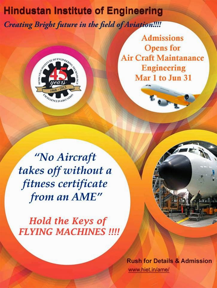 CREATE YOUR BRIGHT FUTURE IN THE  FIELD OF AVIATION INDUSTRY !!!