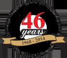 HIET 46 Years Logo