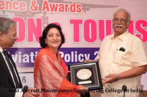 Best Aircraft Maintenance college Award
