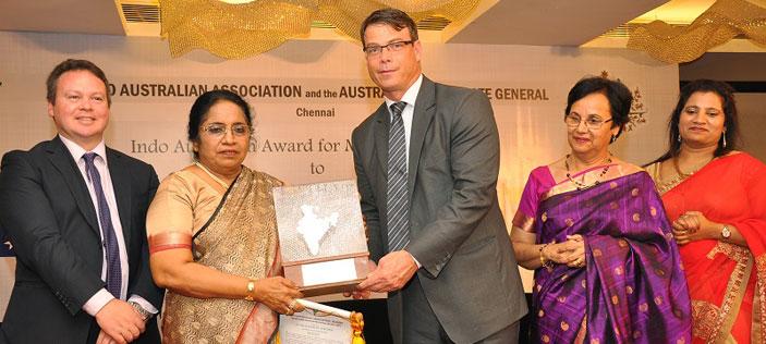 Indo Australian Award