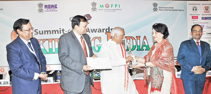 Best Aircraft Maintenance Engineering College Award