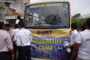 Hiet - Flood Relief Camp