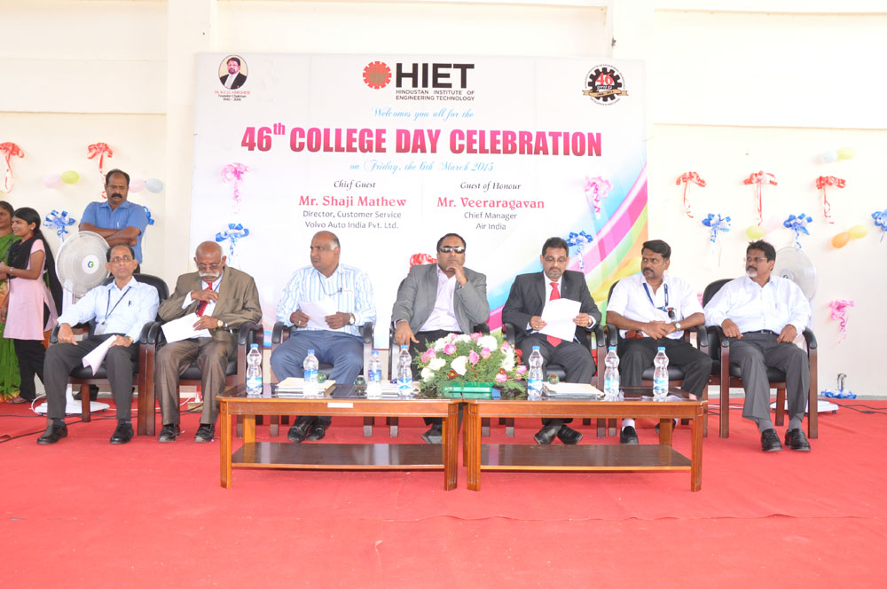 46th College Day - March 6