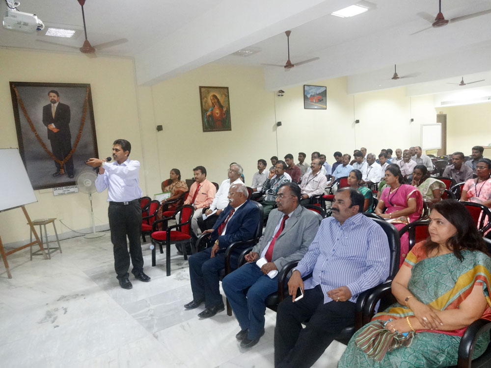 Faculty Induction & Training Programme - May 29