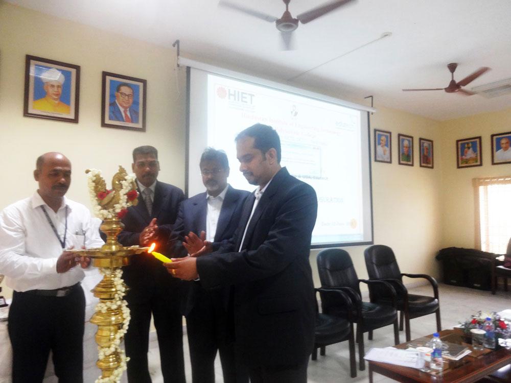 Robotic Training Centre Inauguration - June 12