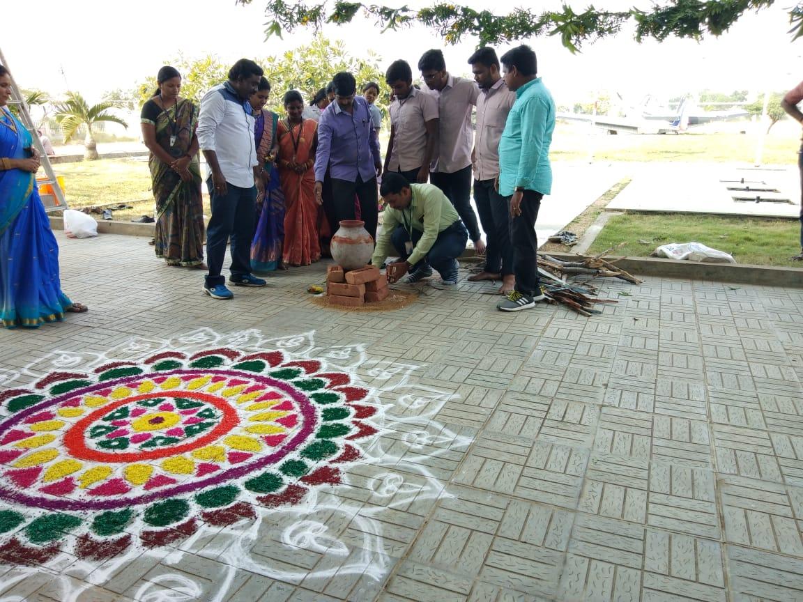 HIET Pongal Celebration 2019