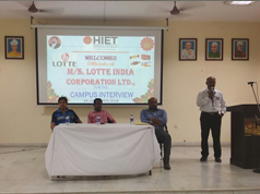 Lotte India Corporation Ltd., Chennai