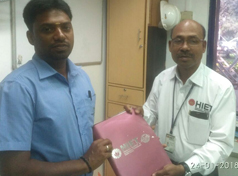 Business/Admin Manager and Training Manager met with TI Cycles Company Personnel