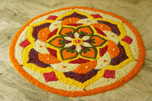 Onam Teachers Day celebration - Sep 12
