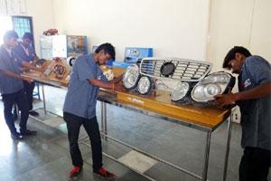 Polytechnic Autotronics Lab