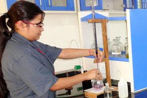 Polytechnic Chemistry Lab