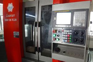 CNC Machine Lab