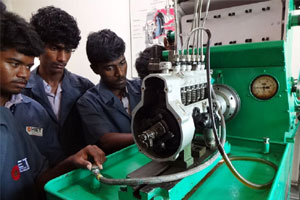 Polytechnic Deisel Engine Lab