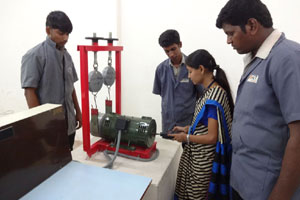 Polytechnic Electrical machines Lab