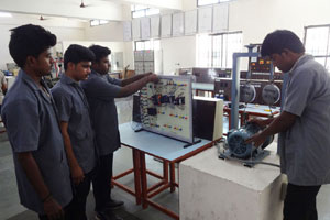 Control of Electrical Machines
