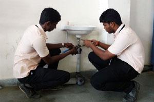 Polytechnic Plumbing Lab