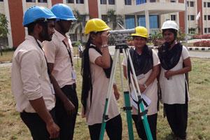 Polytechnic Surveying Practise lab