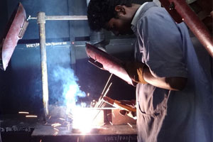 Foundry and Welding Lab