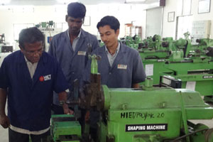 Lathe, Drilling & Shaping Lab