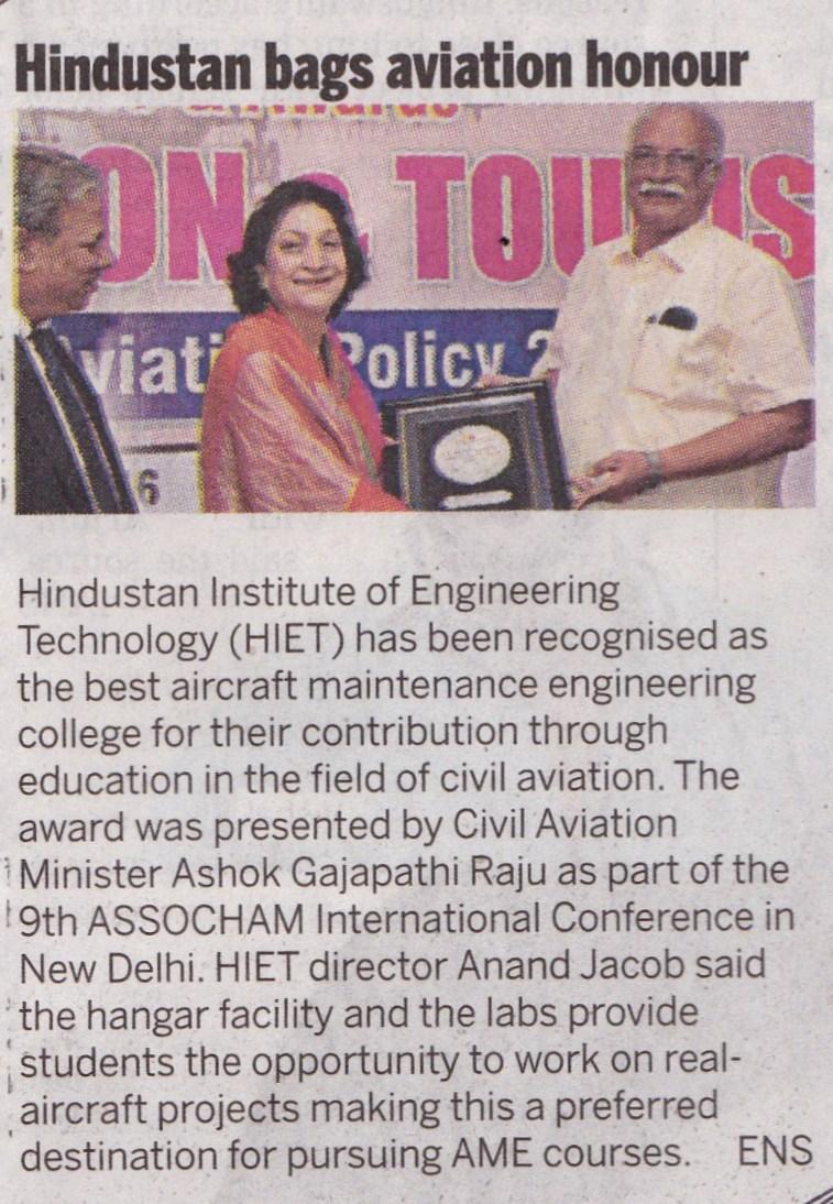 Hindustan Indian Express Chennai Expres Pg 03 June 28 Chennai