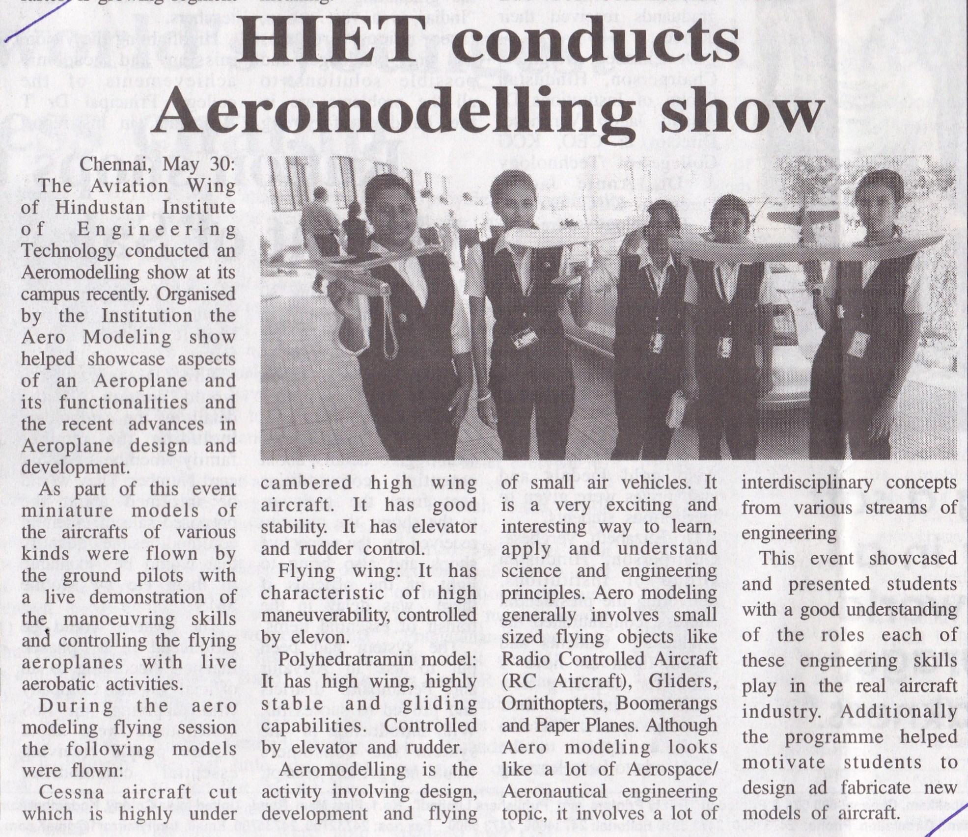 Hindustan Trinity Mirror Pg 07 May 31 Chennai