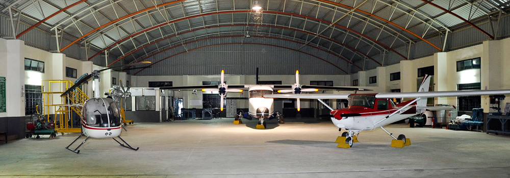 hiet aviation hanger 2