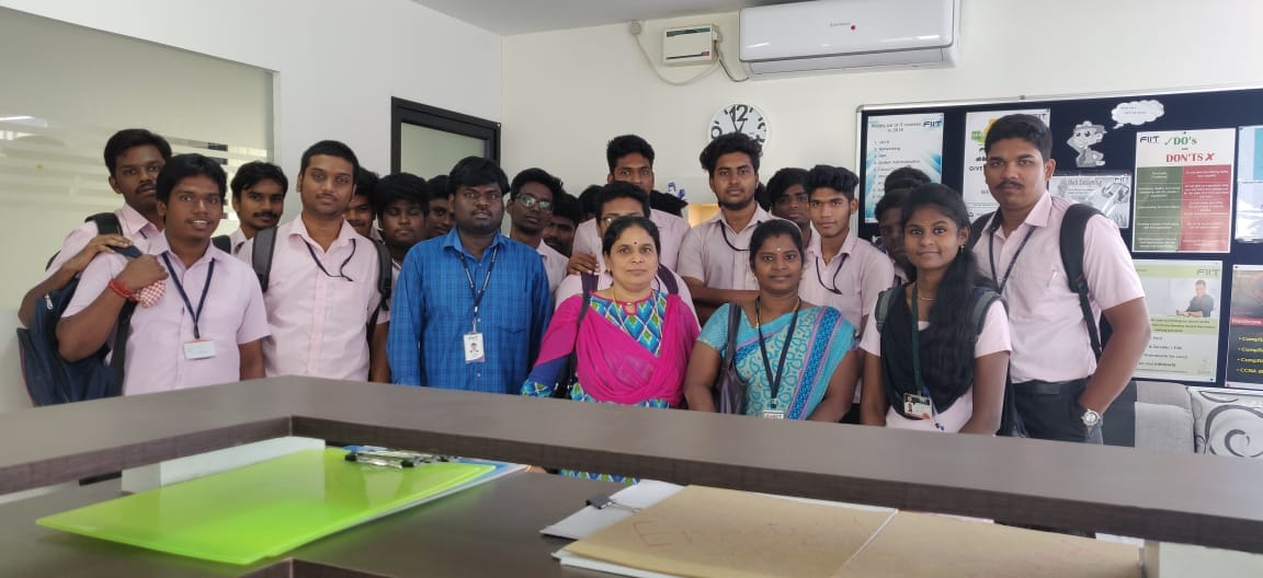 Industrial Visit to FIIT
