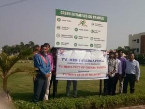 Y's Men international green initiatives