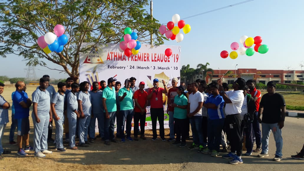 Athma Cricket Premier League Sports