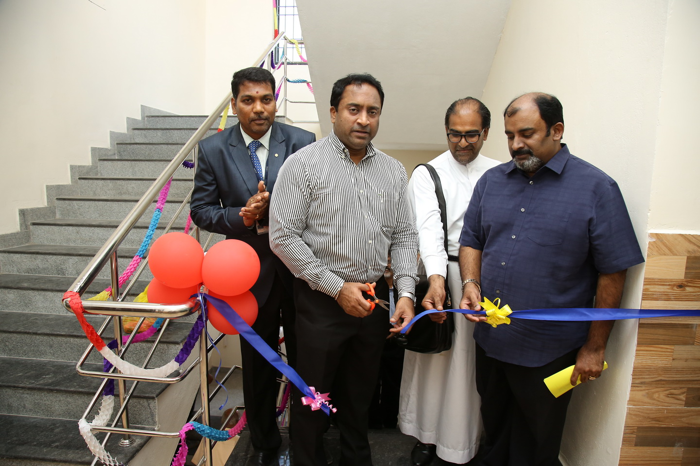 Inauguration of Mustang Hostel First Floor