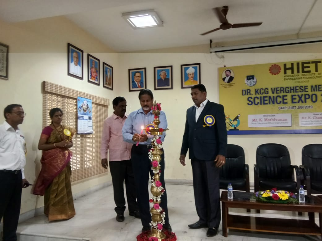 Dr. KCG Verghese Memorial Inter School Cultural and Sports Competition