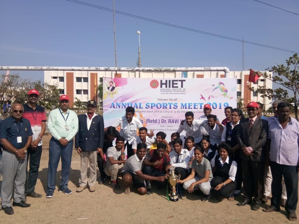 Annual Sports Meet 2019