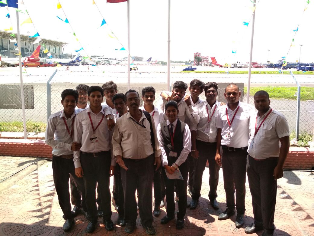 EDUCATIONAL VISIT TO INDIAN OIL CORPORATION CHENNAI